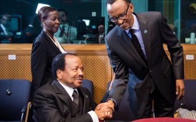 Lettre de Paul Kagame aux Camerounais