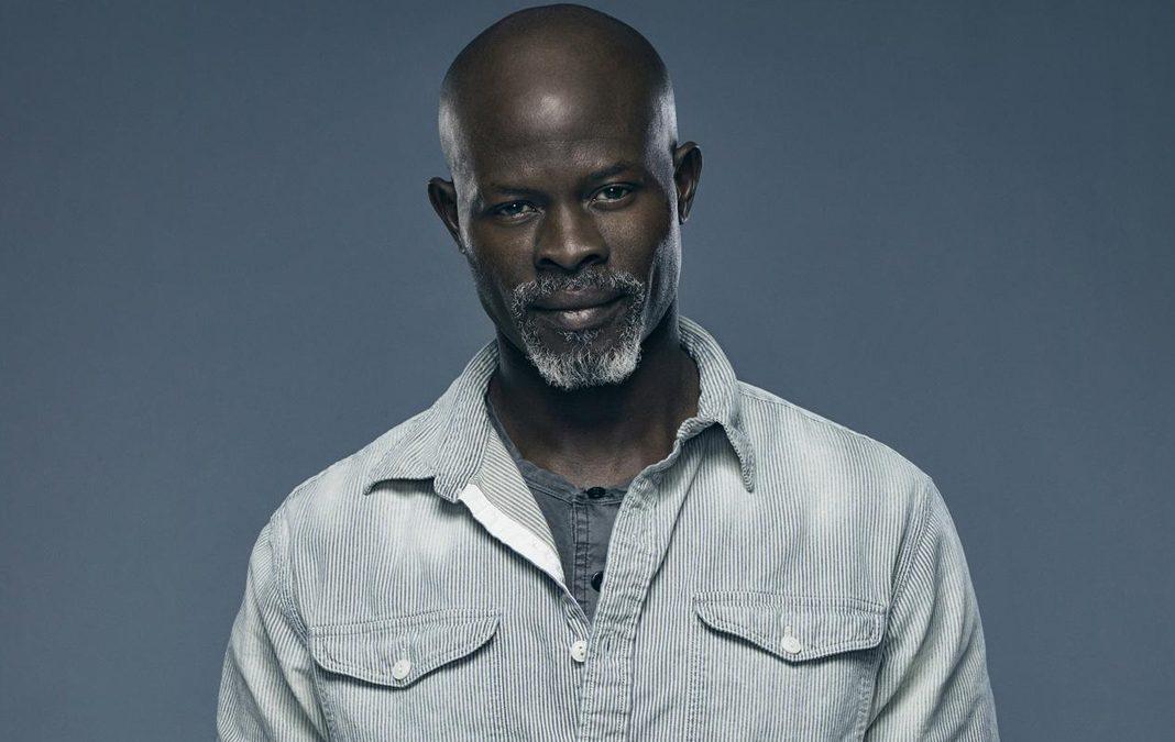 Djimon Hounsou   D'un garçon errant ramassant de la nourriture dans des poubelles à Hollywood