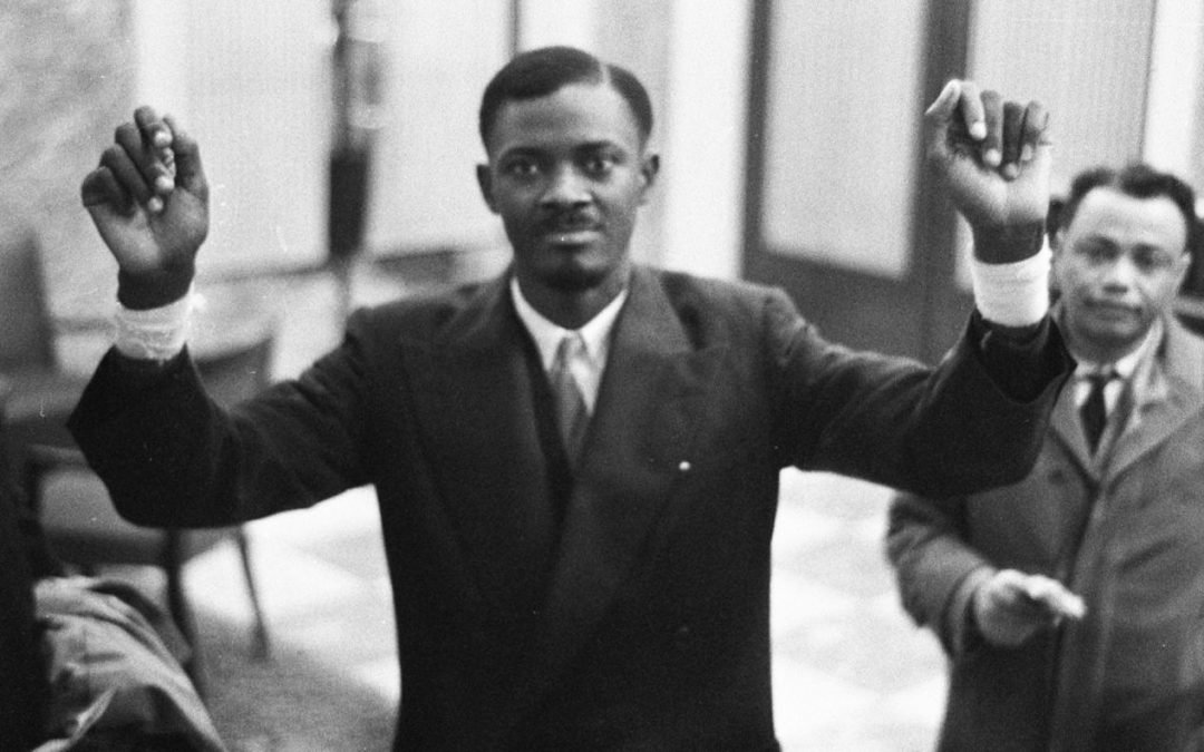 Hommage à Patrice Emery Lumumba