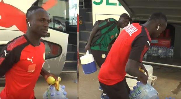 Sadio aide au Sénégal