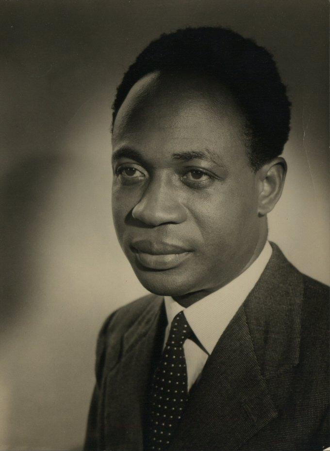 Kwame N'Krumah ou les Etats-Unis d'Afrique