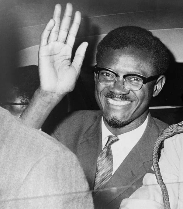 Patrice Lumumba héros panafricain