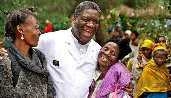 Denis Mukwegue: L'homme qui répare les femmes