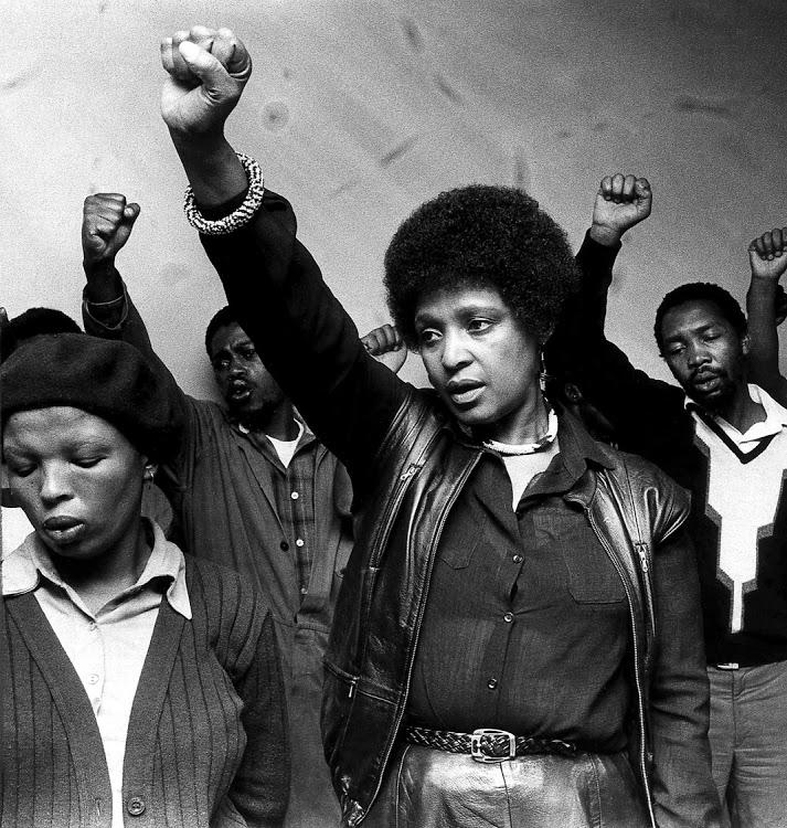 Winnie Mandela, 1985, femme de conviction
